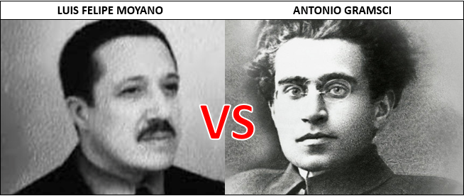 La Obra de F. Moyano es el único Antídoto efectivo contra el Veneno Gramsciano