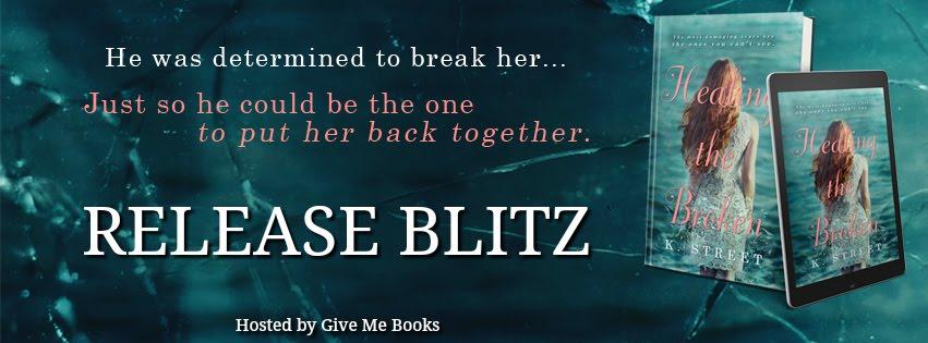 Healing The Broken Release Blitz