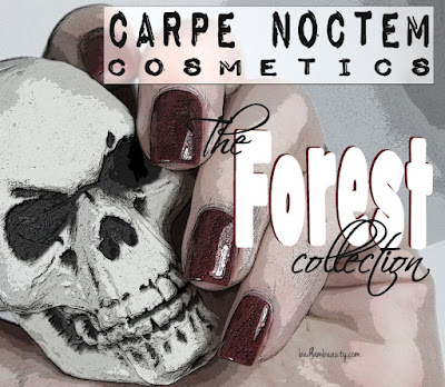 Carpe Noctem Cosmetics Forest Collection