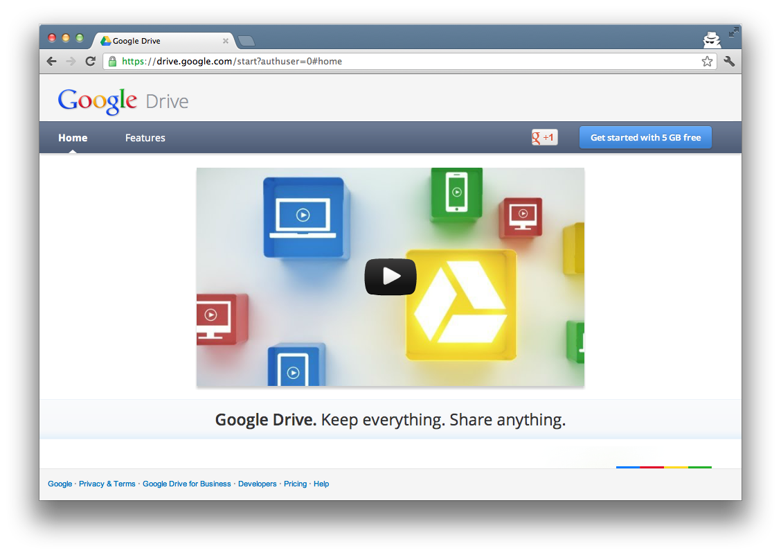 how to download from google drive using idm