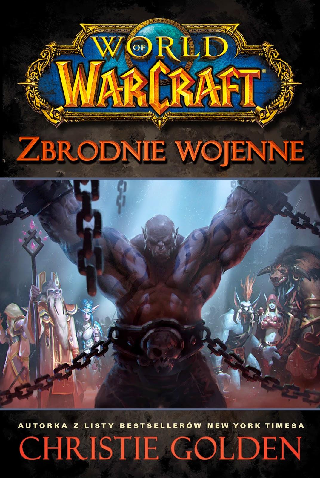 World of WarCraft Zbrodnie Wojenne - premiera książki.