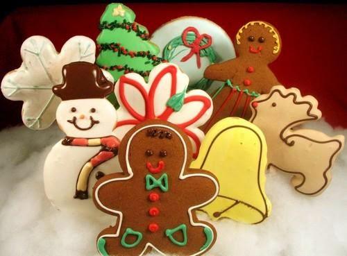 Krismas Cookies