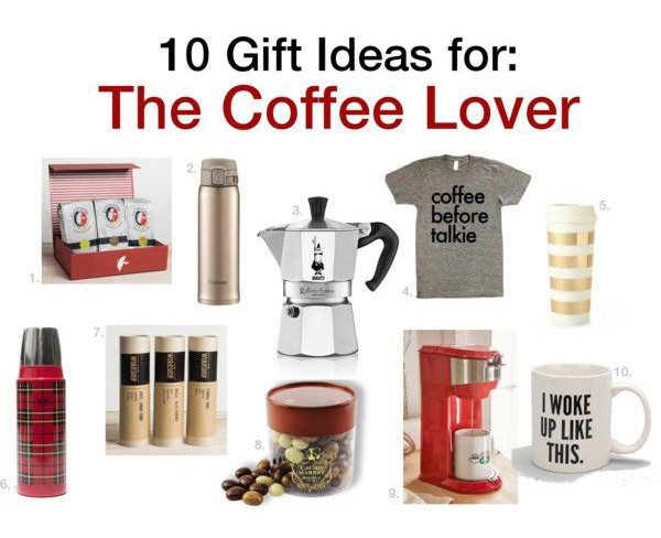 Gift For Coffee Lover - Coffee Drinker