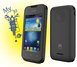 Huawei Ascend Y210D HP Android 3G harga dibawah 1 juta