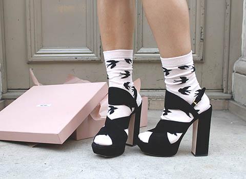 Trend Sepatu High Heels 2016