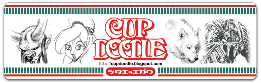 Cup Doodle