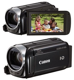 Deadly Price (Huge Price Difference): Canon Legria HF R406(Black) worth Rs.21495 for Rs.13799 Only @ Flipkart