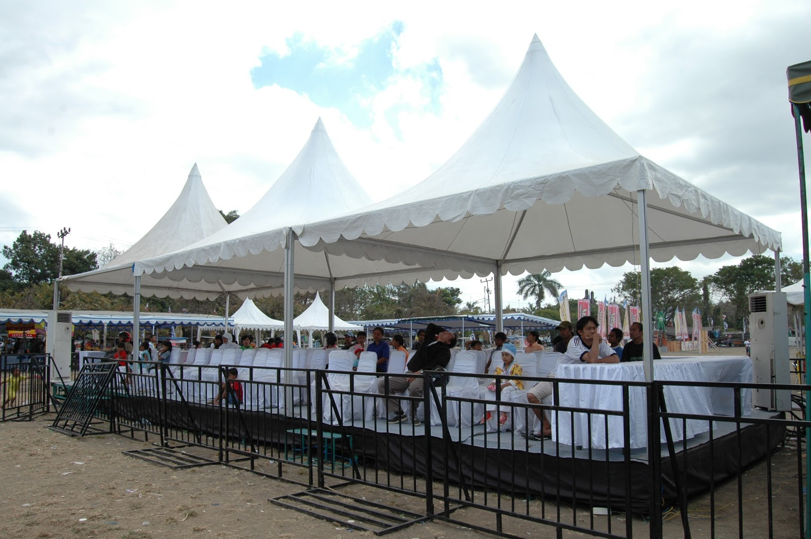 Sewa Tenda Dan Peralatan Pesta Di Bali Tenda