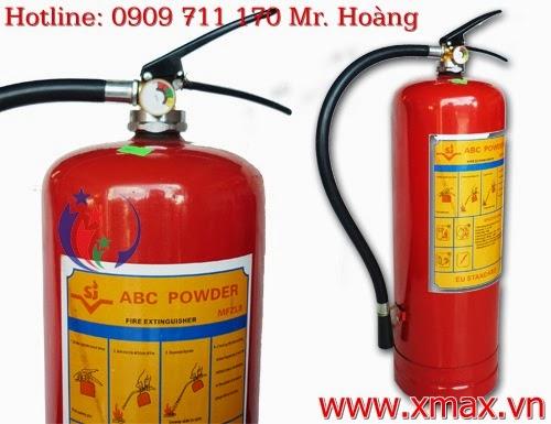 Bảng báo giá bình chữa cháy bột tổng hợp BC ABC MFZL, khí CO2 MT tại Tp HCM phần 6