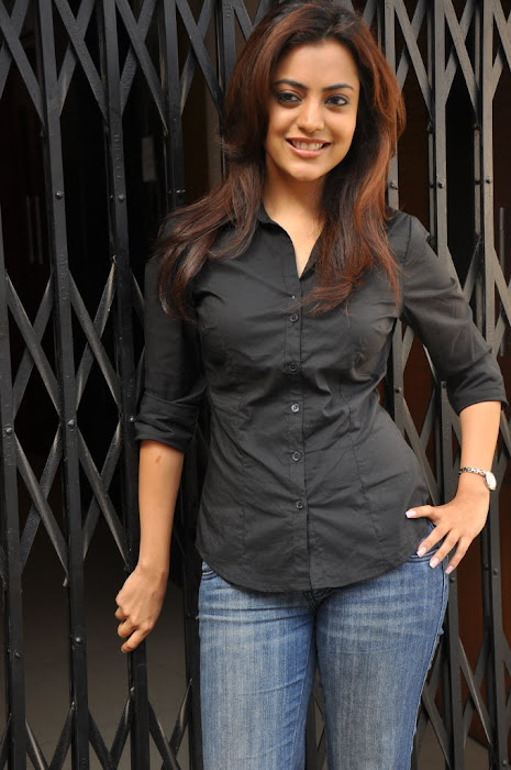nisha agarwal new @ solo sucess meet actress pics