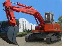 Excavator CE750-7 Backhoe