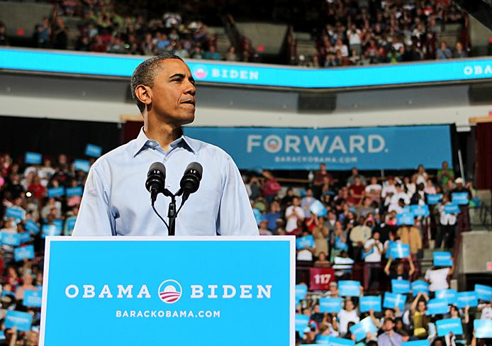 obama campaign After restraining himself from tweeting about his former lawyer's guilty plea for all of tuesday, president trump broke his twitter silence wednesday, issuing a.