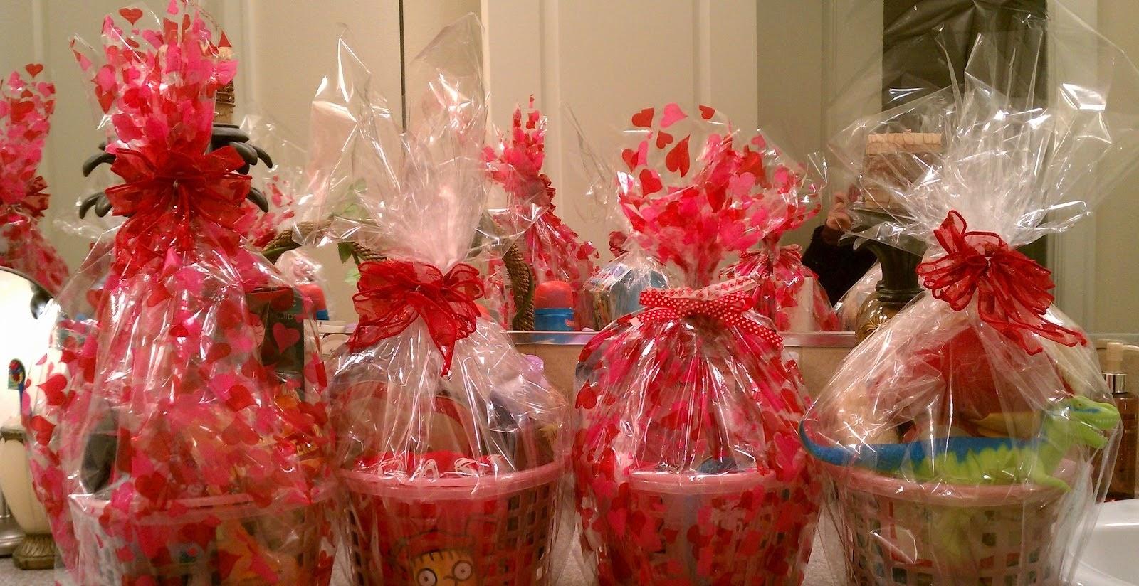 Valentines Day Small Gift Basket Ideas Www Picsbud Com