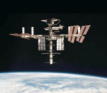 Estacion Espacial en Directo