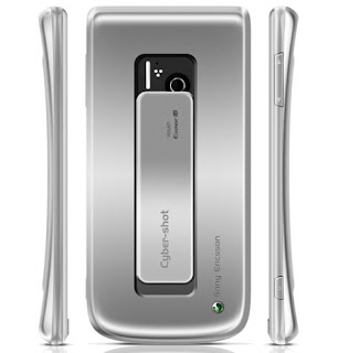 Gambar Konsep Sony Ericsson Cyber-shot Terbaru