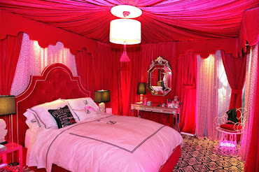 #9 Pink Bedroom Design Ideas