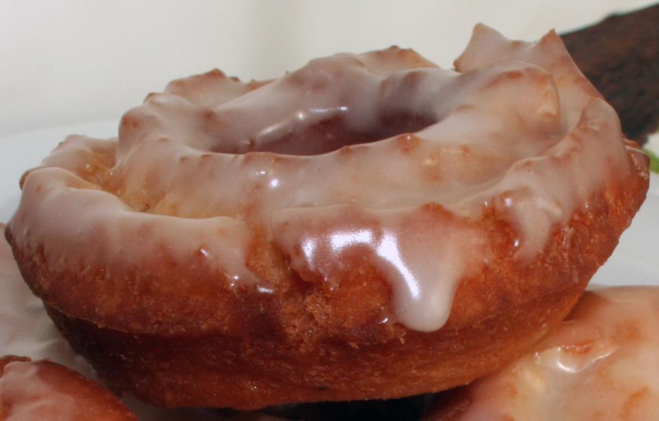Carrot Cake Donut Recipe