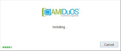 Installasi AMIDuOS 2