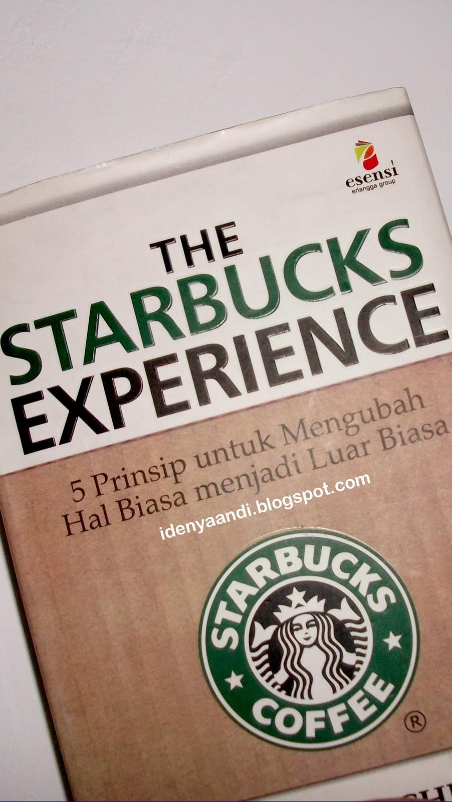 the starbucks experience Started up in 1971, starbucks is one of the world's largest chains of coffee houses starting out as a single shop that specializes in high.