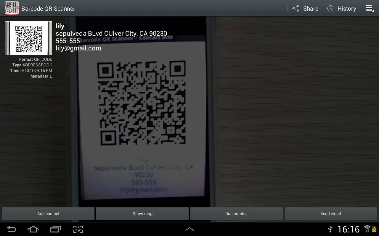 Download Aplikasi Barcode QR Scanner Android Apk Asik - 3