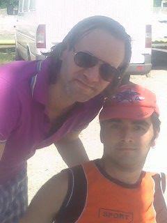 Andrei Impreuna cu Alin Oprea de la Talisman