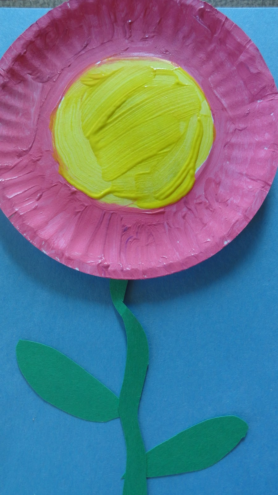 Flower Art And Learning Activity For Multiple Skill Levels