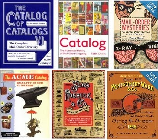 Image: Born to Love list of 79 mail-order catalogues