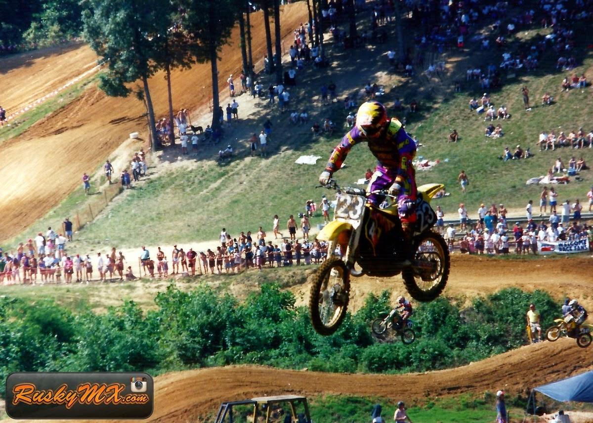 Tim Ferry Budds Creek 1995