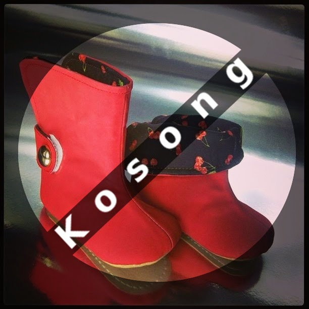 Boots - Marilyn Red | Sepatu Bayi Murah, Sepatu Bayi Perempuan, Jual Sepatu Bayi, Sepatu Bayi Lucu