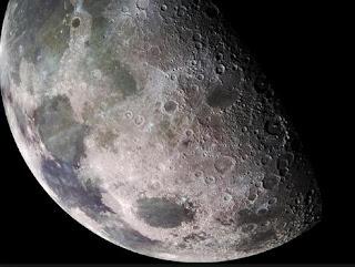 Rahasia Tersembunyi dari Bulan Yang Tidak Diketahui Oleh Banyak Orang