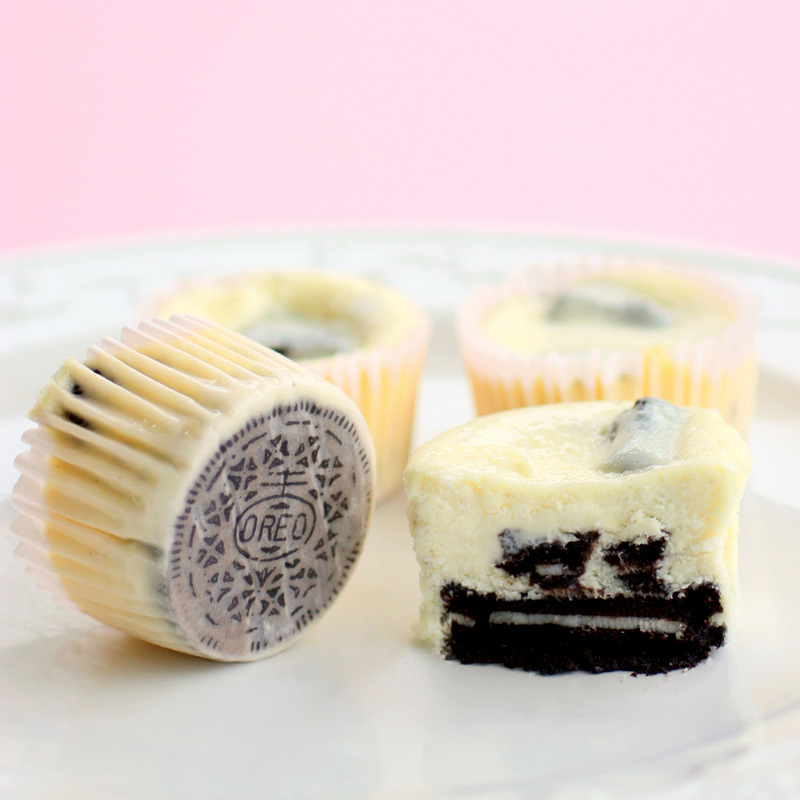 Cookies and cream Cheesecake dessert Oreo