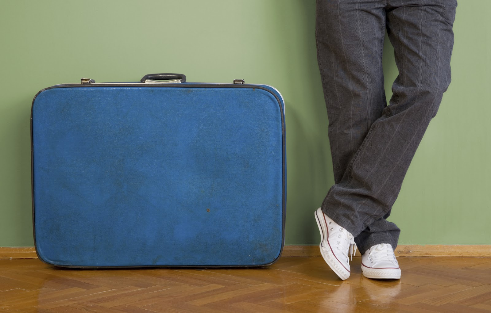 Hidden Risk of Summer Travel : Luggage-Related Injury | UPMC ...