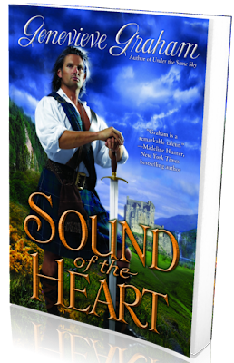Black Lion Blog Tour Spotlight: Sound Of The Heart by Genevieve Graham