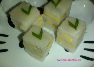 Resep Cara Membuat Kue Nagasari Simple Praktis