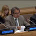 The Special Rapporteur presented his final report to the UN General Assembly