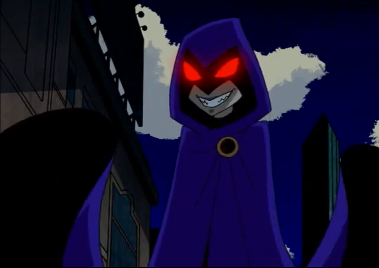 Teen titans episode 6 nevermore