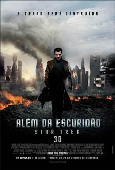 Baixar Além da Escuridão Star Trek Dublado RMVB + AVI Dual Áudio + Torrent DVDRip