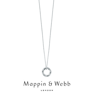 Kate Middleton - MAPPIN and WEBB Necklace