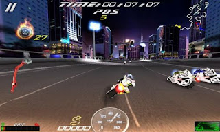 Screenshots of the Ultimate moto RR 2 for Android tablet, phone.