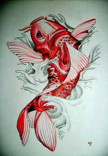 spartan tattoo body piercing pez koi