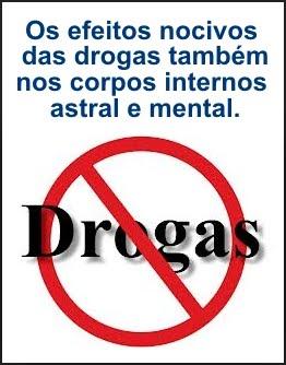 OS EFEITOS OCULTOS DAS DROGAS: