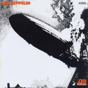 Led Zeppelin Original UK LPs