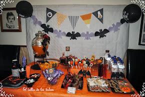 Fiestas Hallowen