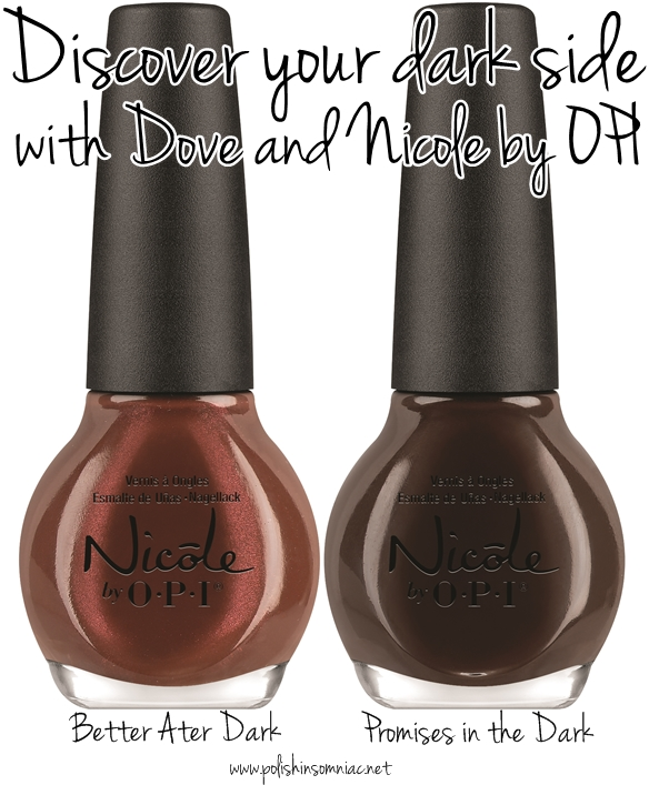PSA:  Dove + Nicole by OPI Giveaway!