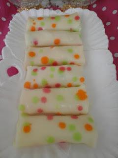 Resep Cara Membuat Kue Dadar Gulung Polkadot ala Bunda lina Fvbh