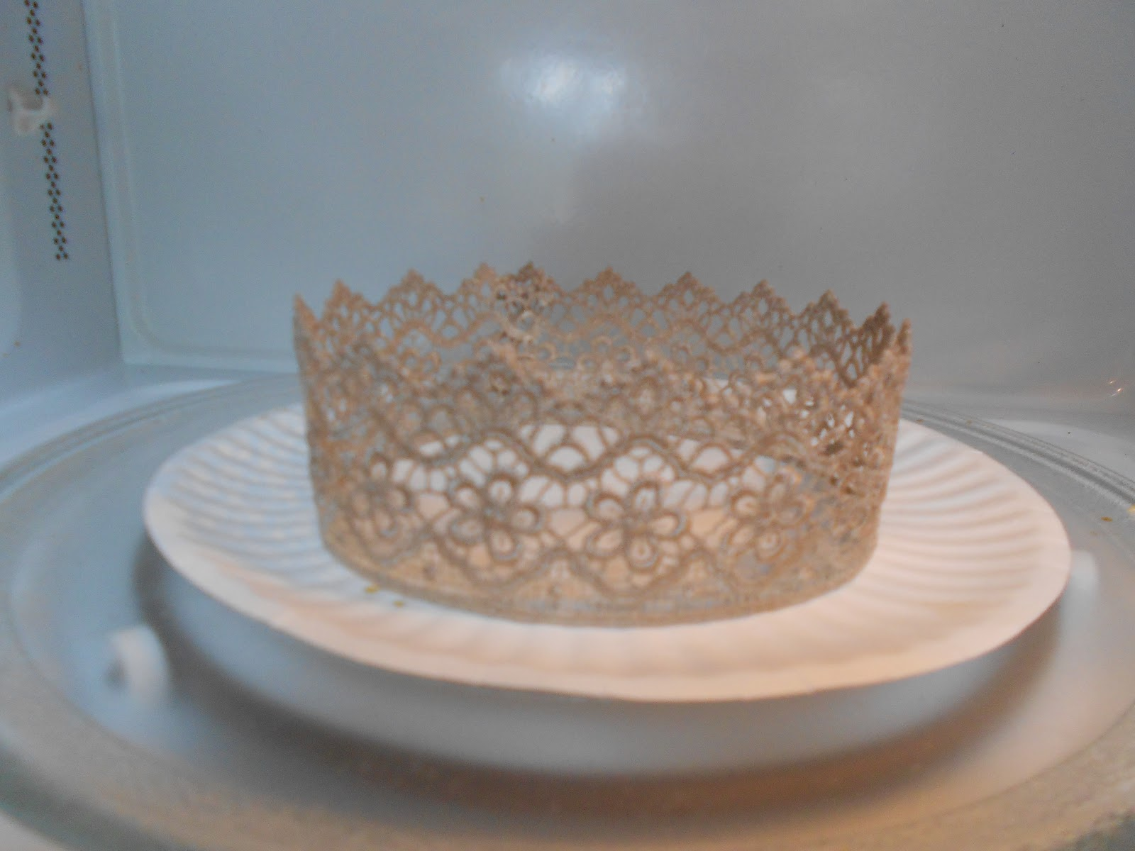 Jennuine By Rook No 17 Lace Crowns Quick Microwave