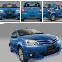 Mobil Toyota Etios Valco Di Jakarta
