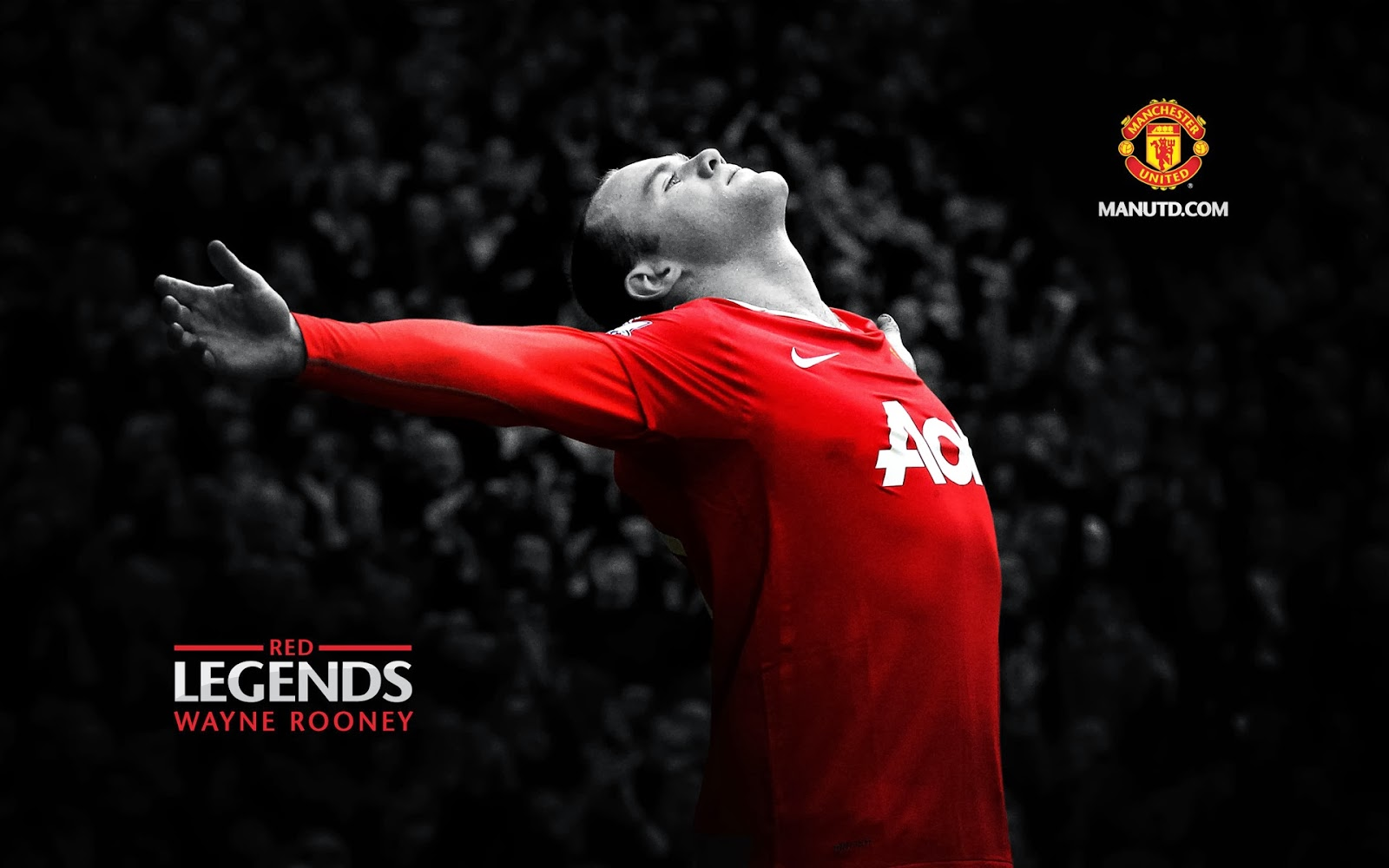 Rooney: Red Legends Manchester United