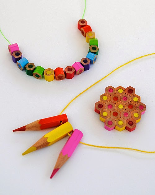 http://www.designmom.com/2011/08/diy-colored-pencil-jewelry/