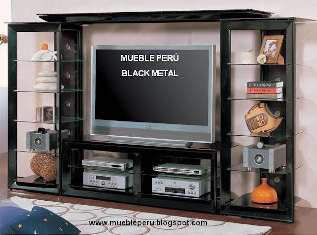 Muebles tv modernos centros de entretenimiento tv for Muebles para television modernos